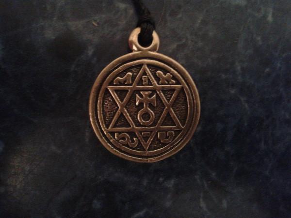 Магический пентакль Соломона: обретение богатства, мудрости и защиты