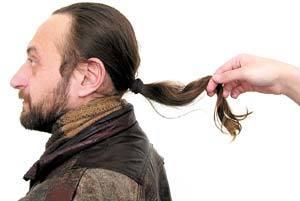 Как вырастить волосы у мужчинах на голове