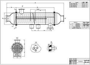 Теплообменник m3 fg 10 чертеж в автокаде бак теплообменник дымоход с водяным контуром