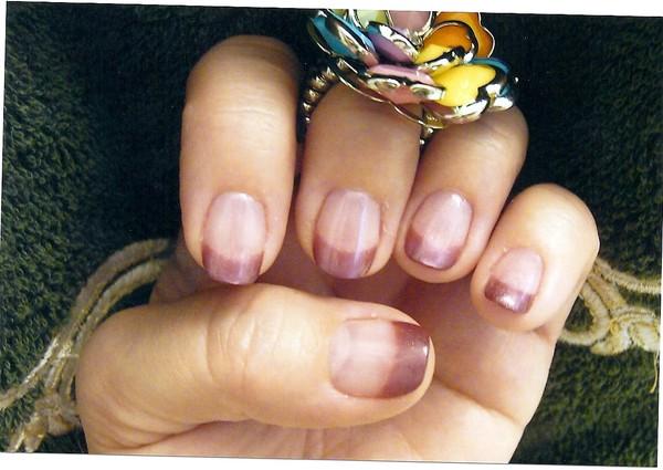 Как нарастить тоненькие ногти