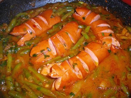 Сосиски в соусе рецепты с фото