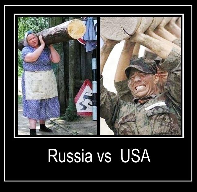 Русские парни удивили американцев