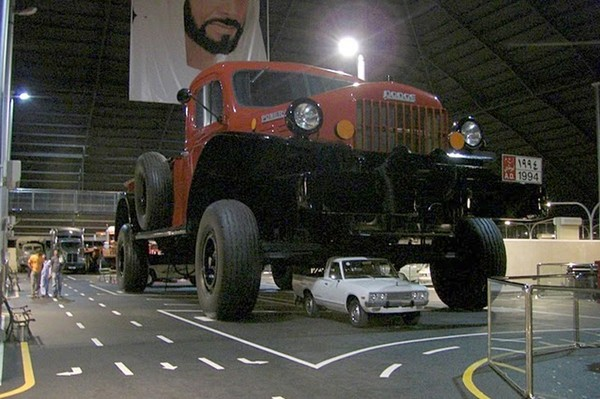 фото самая большая машина