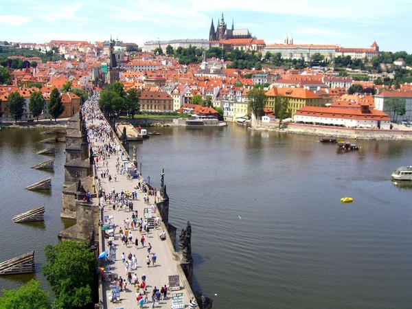 Прага 10 дней