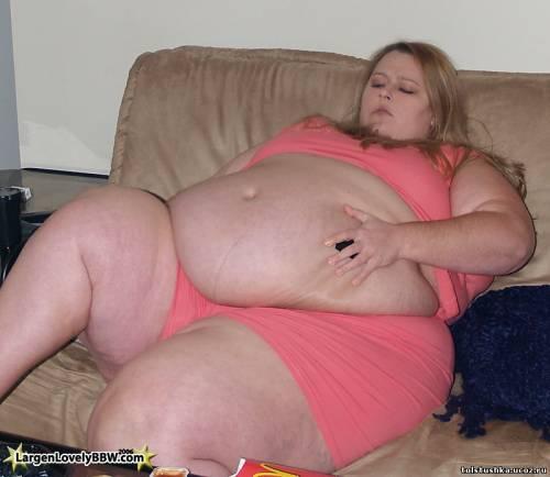 Толстушки с жирным животиком — img 15