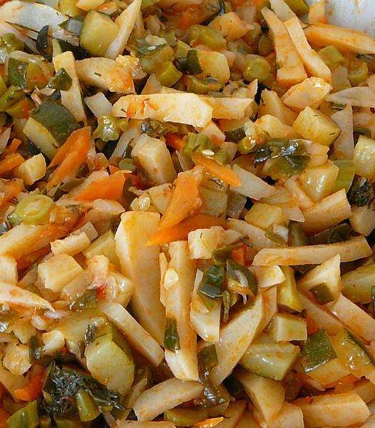 рагу овощное картошка капуста лук морковь