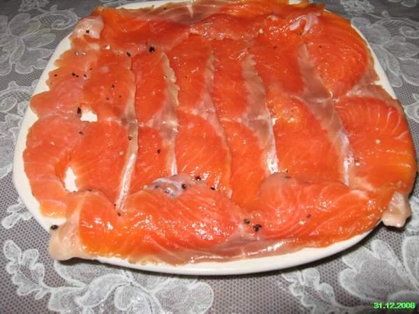 через сколько можно есть рыбу красную после засолки