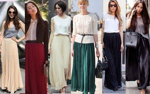 Скачать модные юбки