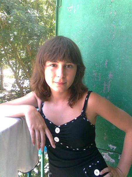 девушка фото лет 15
