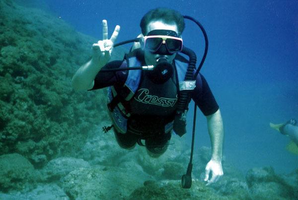 Картинки по запросу аквалангист