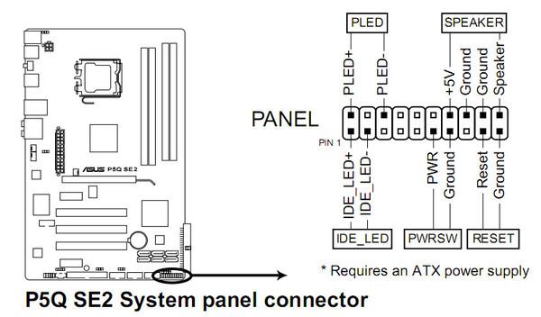 Asus p5q se manual photos asus collections.