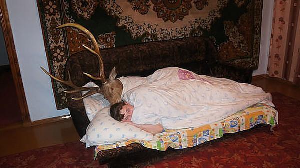 Частное фото спящей голой тещи все
