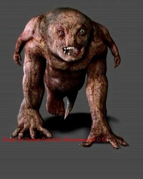картинки про монстров в сталкере питается основном