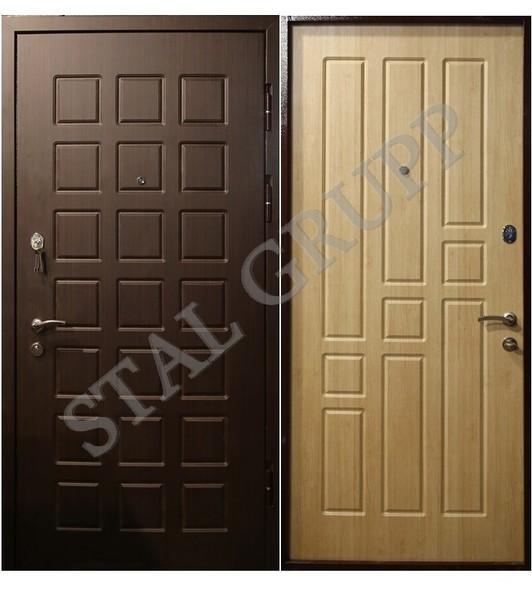 посоветуйте фирму металлические двери