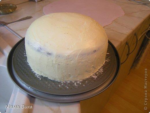 Вкусные рецепты тортов с мастикой
