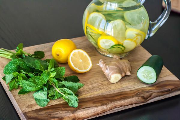 Картинки по запросу огурец мята лимон имбирь