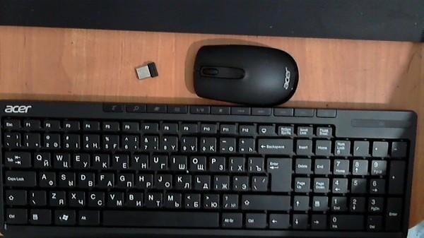 ответы по работе с клавой для компа