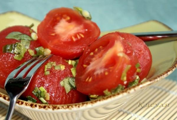 Рецепти помідорів з фото