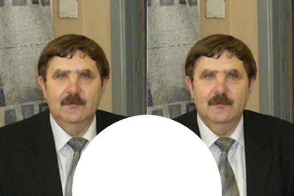 как сделать фото с уголком в фотошопе