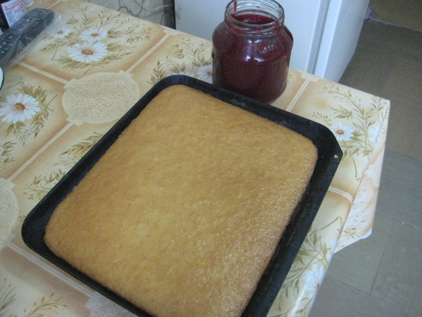 В чем испечь бисквит если нет формы