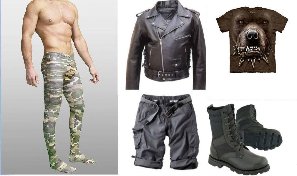 Великолепный солдат: камуфляжный стиль - Мода - ИЛЬ