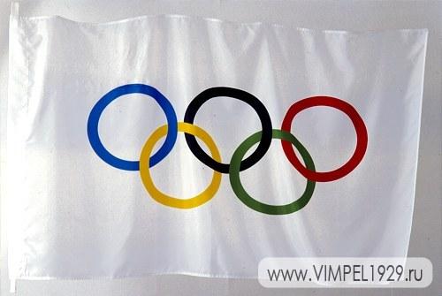 Какого цвета кольцо на олимпийском флаге символизирует европу