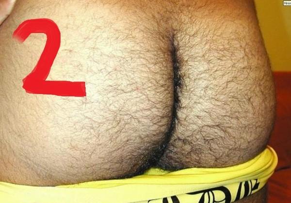 вытираем,лечим если толстые мужские жопы может