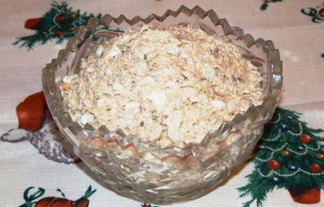 Рецепты салатов рыбных и фото