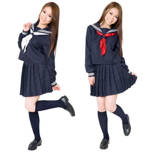 фото японская школьная форма