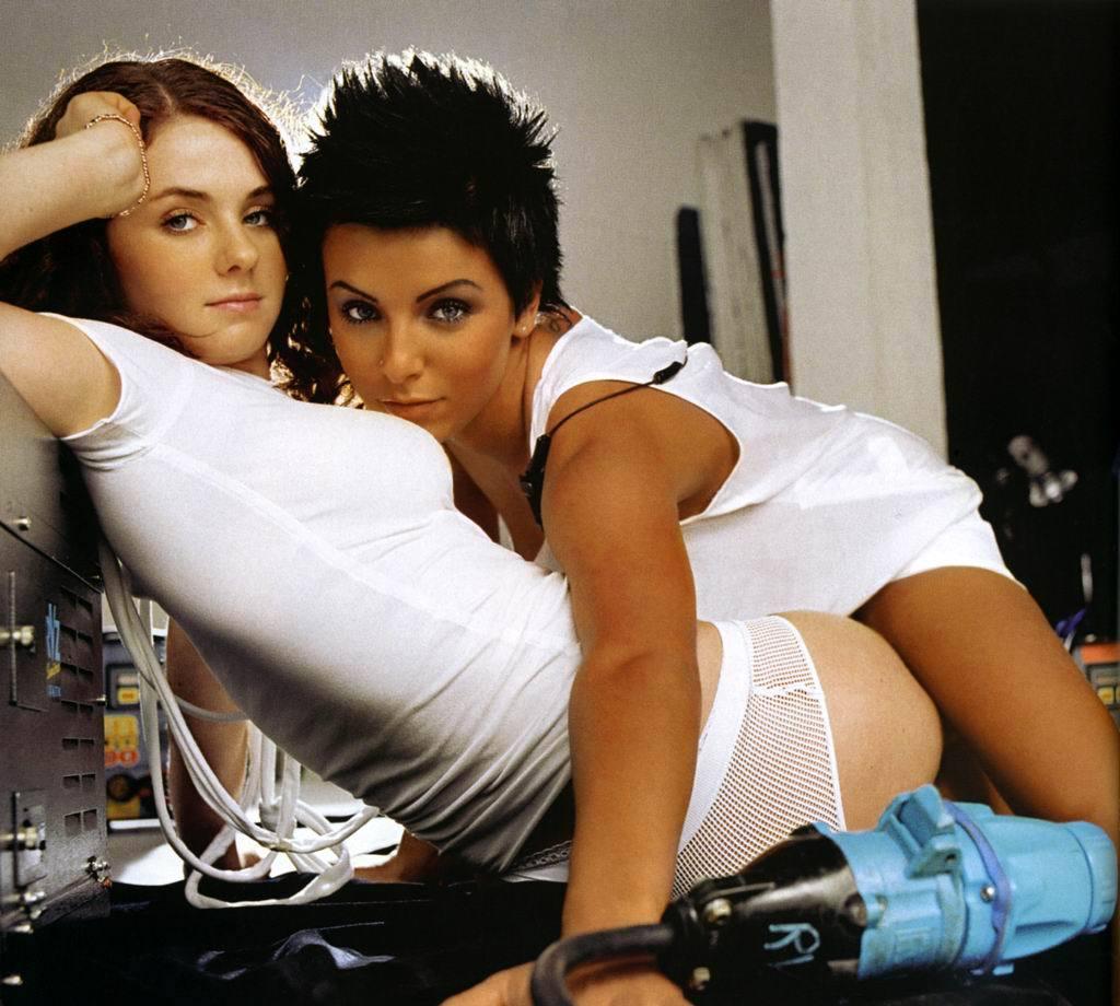 Мы с сестрой лесбиянки