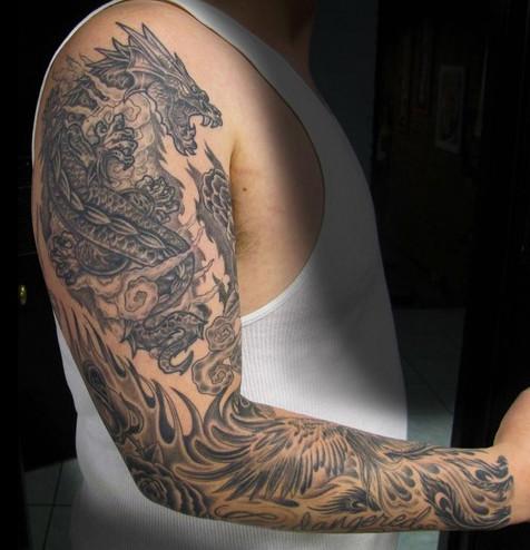 Фото татуировок звездочек для девушек