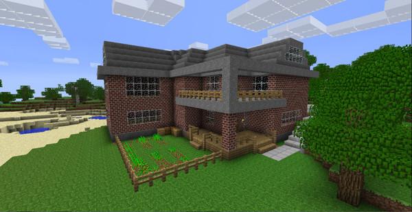 какой дом можно сделать в майнкрафте #11