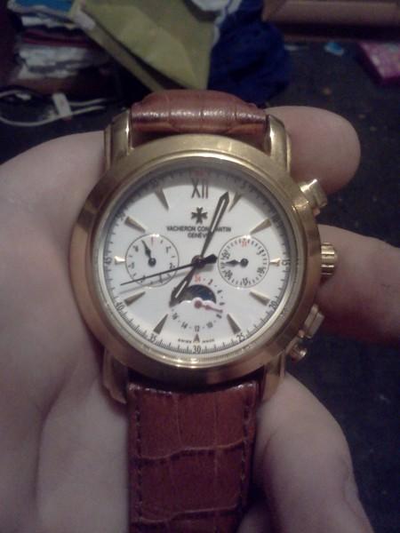 Часы vacheron constantin geneve 42005 оригинал