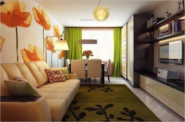 ремонт квартиры дизайн комнаты фото