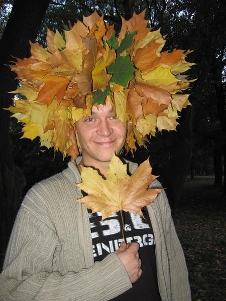 костюм мистер осень