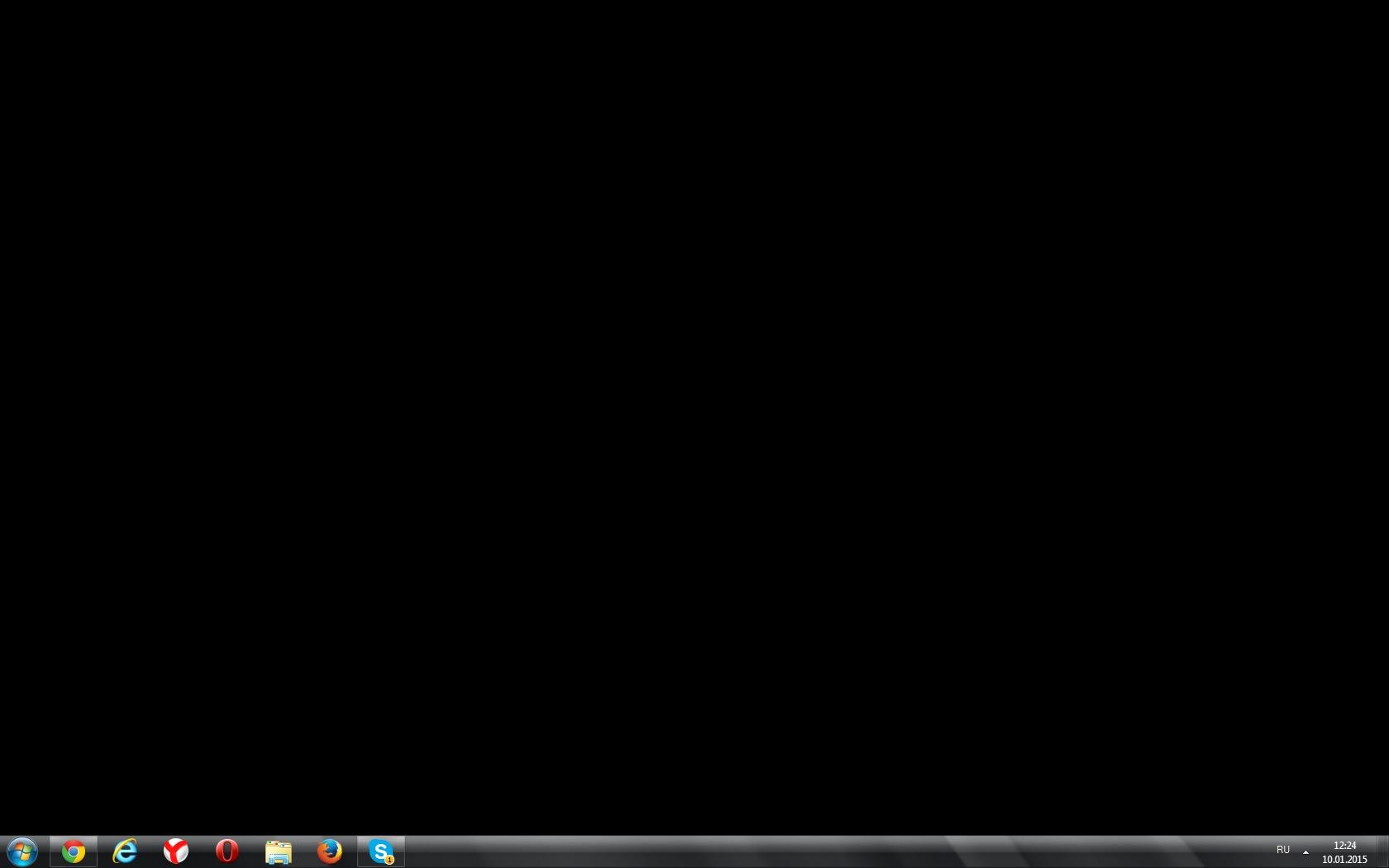 Черный Экран Не Ставятся Обои