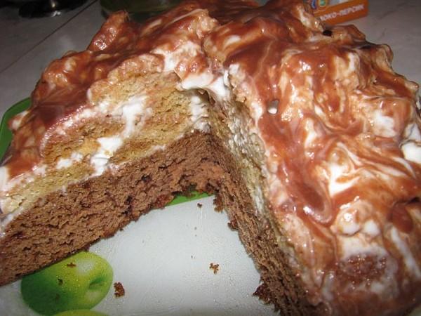 где лучше подскажите рецепт вкусного тортика пырьева она могла
