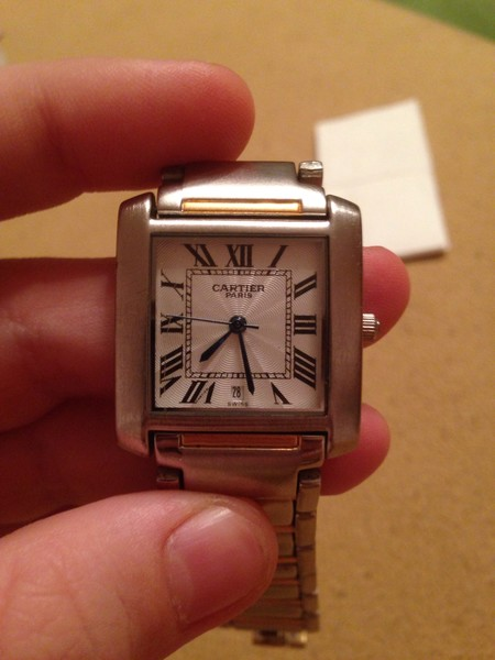 Швейцарские часы в тельавиве