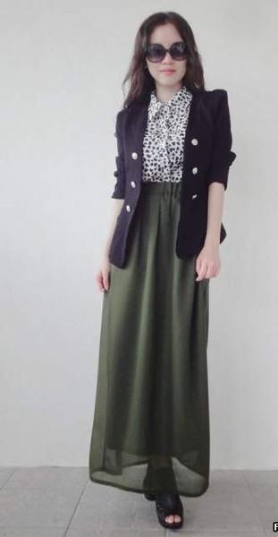 Школьные длинные юбки фото