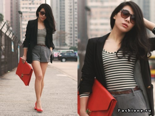 2af5564999f6 Подарили красную сумку, с чем ее носить? Красного просто в гардеробе ничего  нет? Что купить под нее?