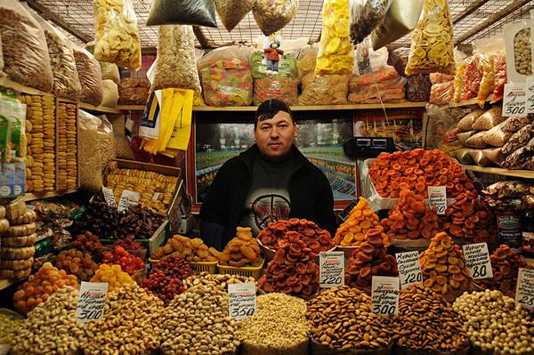 Сухофрукты рынок москва