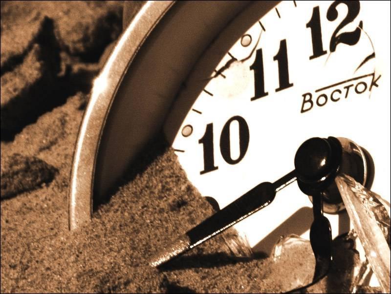 Картинка как остановить время
