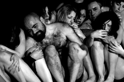 Порно концлагерь