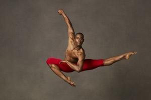 Балерина и негры фото 474-258