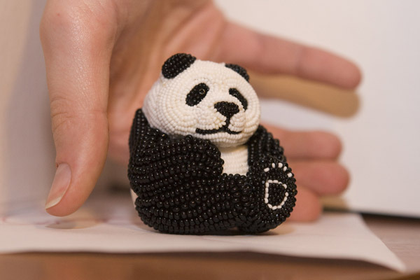 Вот такая панда: Схемы нет
