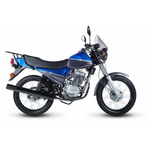 Мотоцикл Minsk C4 250: цена, технические характеристики ...