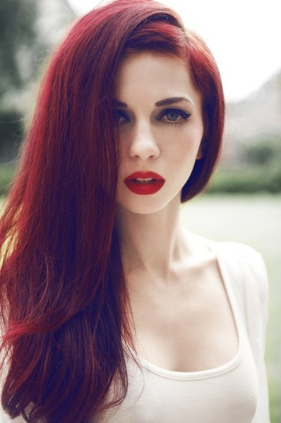 Покраска волос девочке фото