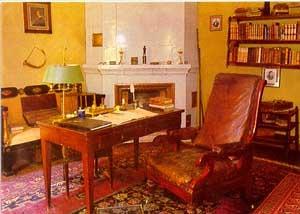 Марина помогите написать сочинение к фотографии кабинет пушкина важно