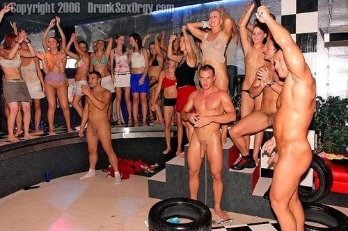 Видео порношоу в ночном клубе наконецто