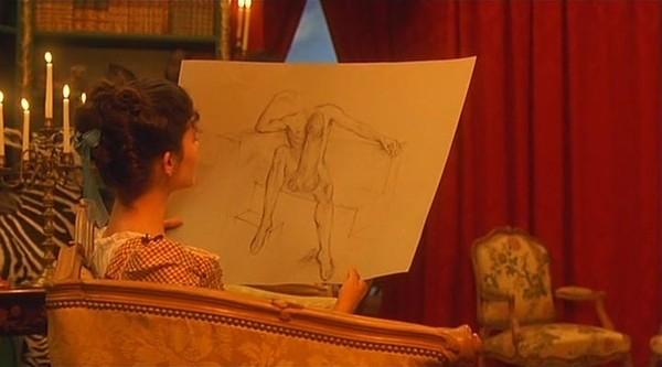 Ответы@Mail.Ru: Портрет! Из какого фильма? Le libertin!